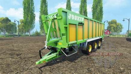 JOSKIN Drakkar 3-axis for Farming Simulator 2015