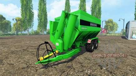 BERGMANN GTW 330 for Farming Simulator 2015