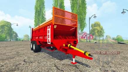 La Campagne EBN 15 for Farming Simulator 2015