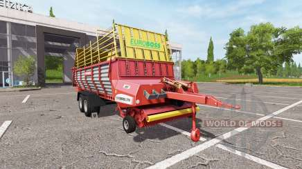 POTTINGER EUROBOSS 370H for Farming Simulator 2017