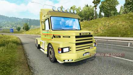 Scania T113H 360 for Euro Truck Simulator 2