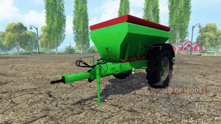 Unia MXL 7200 for Farming Simulator 2015