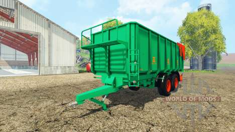Aguas-Tenias TAT22 v2.0 for Farming Simulator 2015