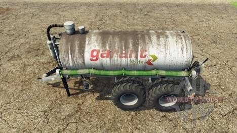 Kotte Garant VT for Farming Simulator 2015