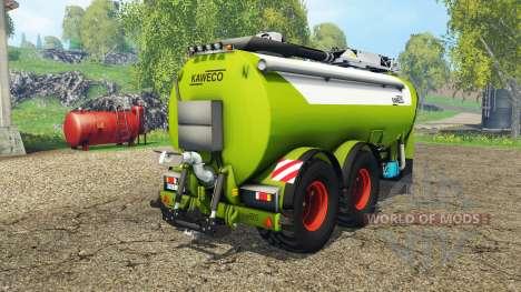 Kaweco Zwanenhals v1.1 for Farming Simulator 2015