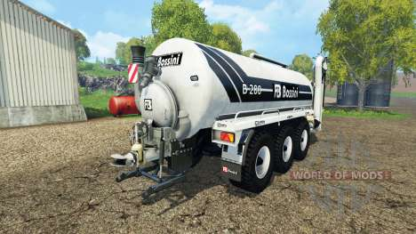 Bossini B200 v3.3 for Farming Simulator 2015