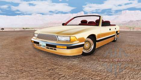 Gavril Grand Marshall cabriolet for BeamNG Drive