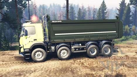 Volvo FMX 2014 v2.0 for Spin Tires