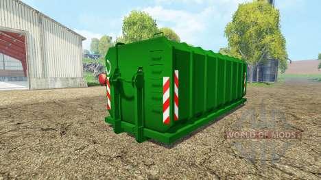 ITRunner сistern v1.21 for Farming Simulator 2015