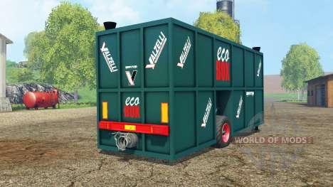 Valzelli EcoBox v1.1 for Farming Simulator 2015