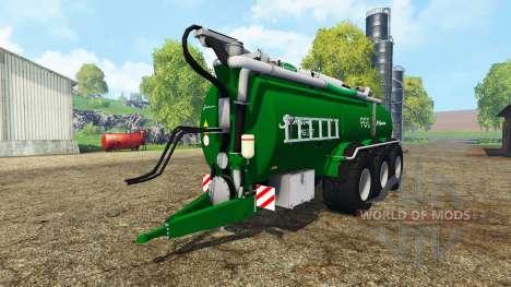 Samson PG 27 for Farming Simulator 2015