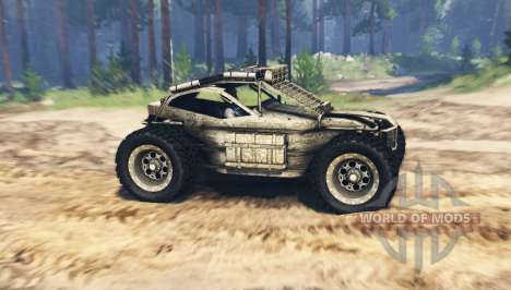 Buggy Hard To Master for Spin Tires