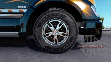 Dayton wheels v3.1 for American Truck Simulator