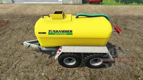 Zunhammer K 15.5 PU for Farming Simulator 2015