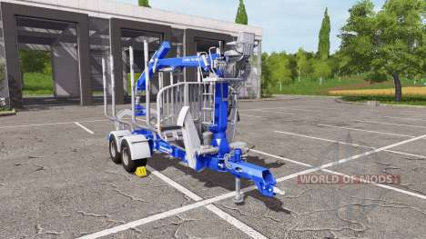 Binderberger RW14 for Farming Simulator 2017