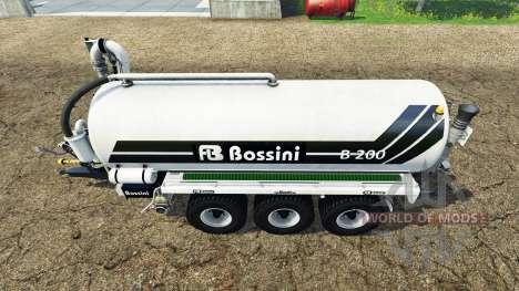 Bossini B200 v3.0 for Farming Simulator 2015