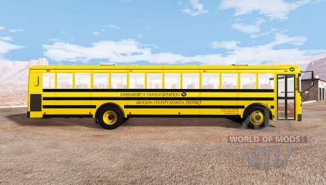 Dansworth D2500 (Type-D) for BeamNG Drive