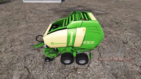 Krone Comprima V180 XC v2.0 for Farming Simulator 2013