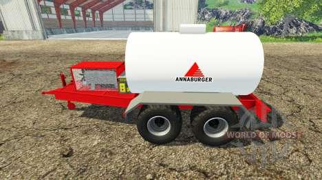 ANNABURGER MT75 for Farming Simulator 2015
