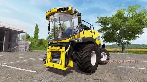 New Holland FR850 v1.5 for Farming Simulator 2017