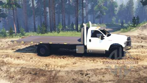 Ford F-450 Super Duty LWB for Spin Tires