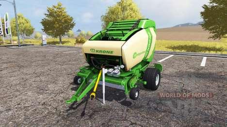 Krone Comprima V150 XC v1.5 for Farming Simulator 2013