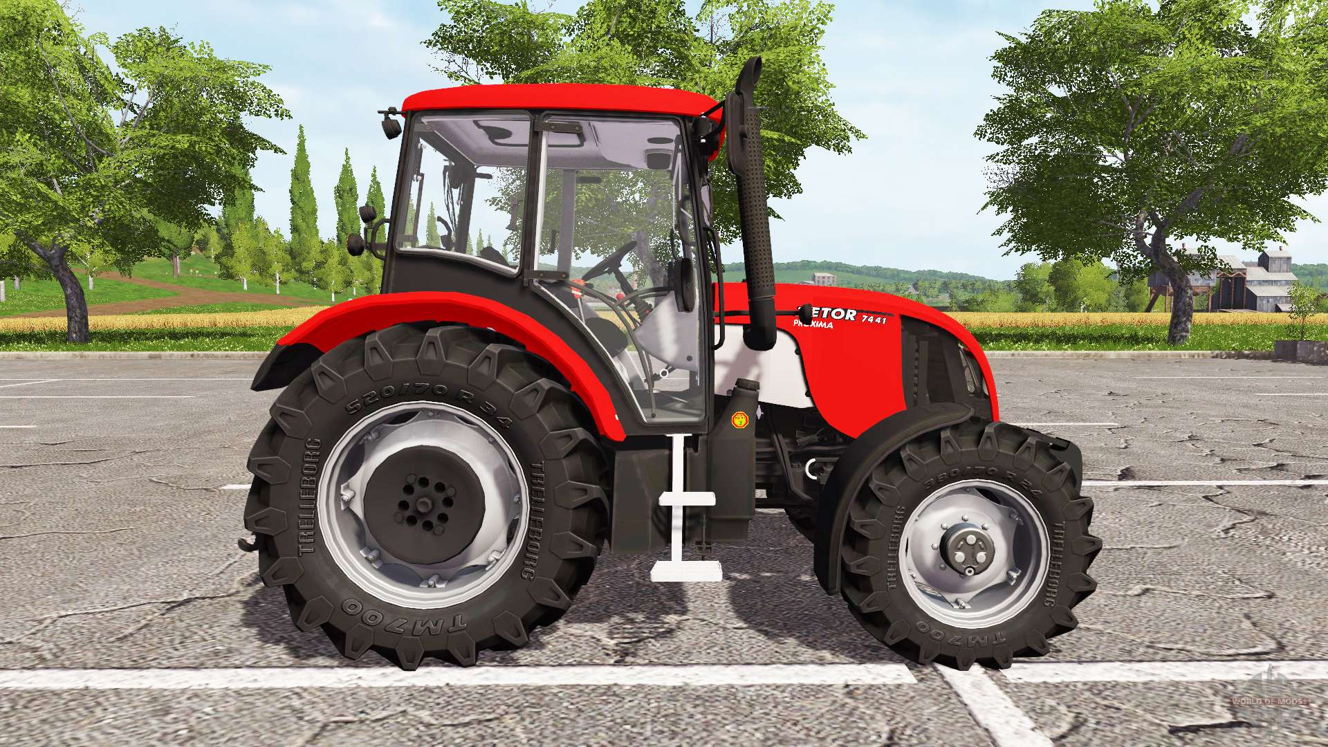 zetor proxima 7441 for farming simulator 2017 rh worldofmods com