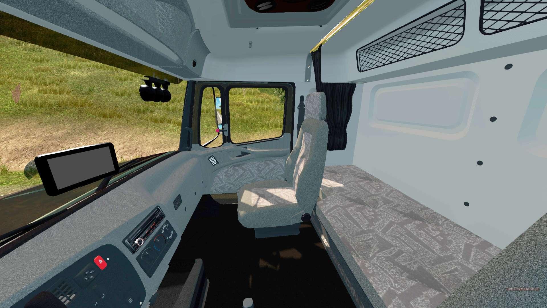 mercedes benz atron 1635 for euro truck simulator 2. Black Bedroom Furniture Sets. Home Design Ideas