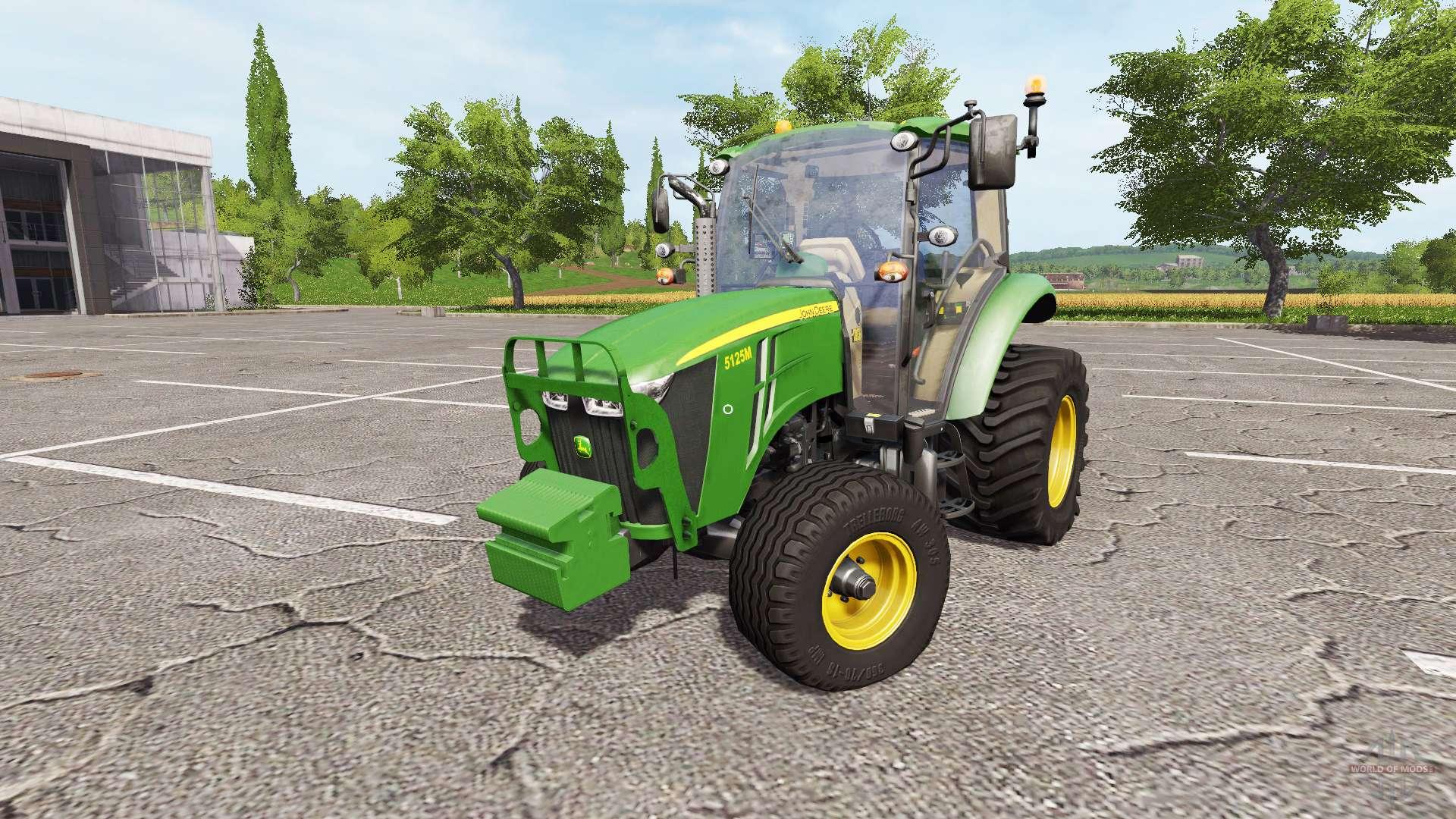 Farming Simulator Tractors : John deere m for farming simulator