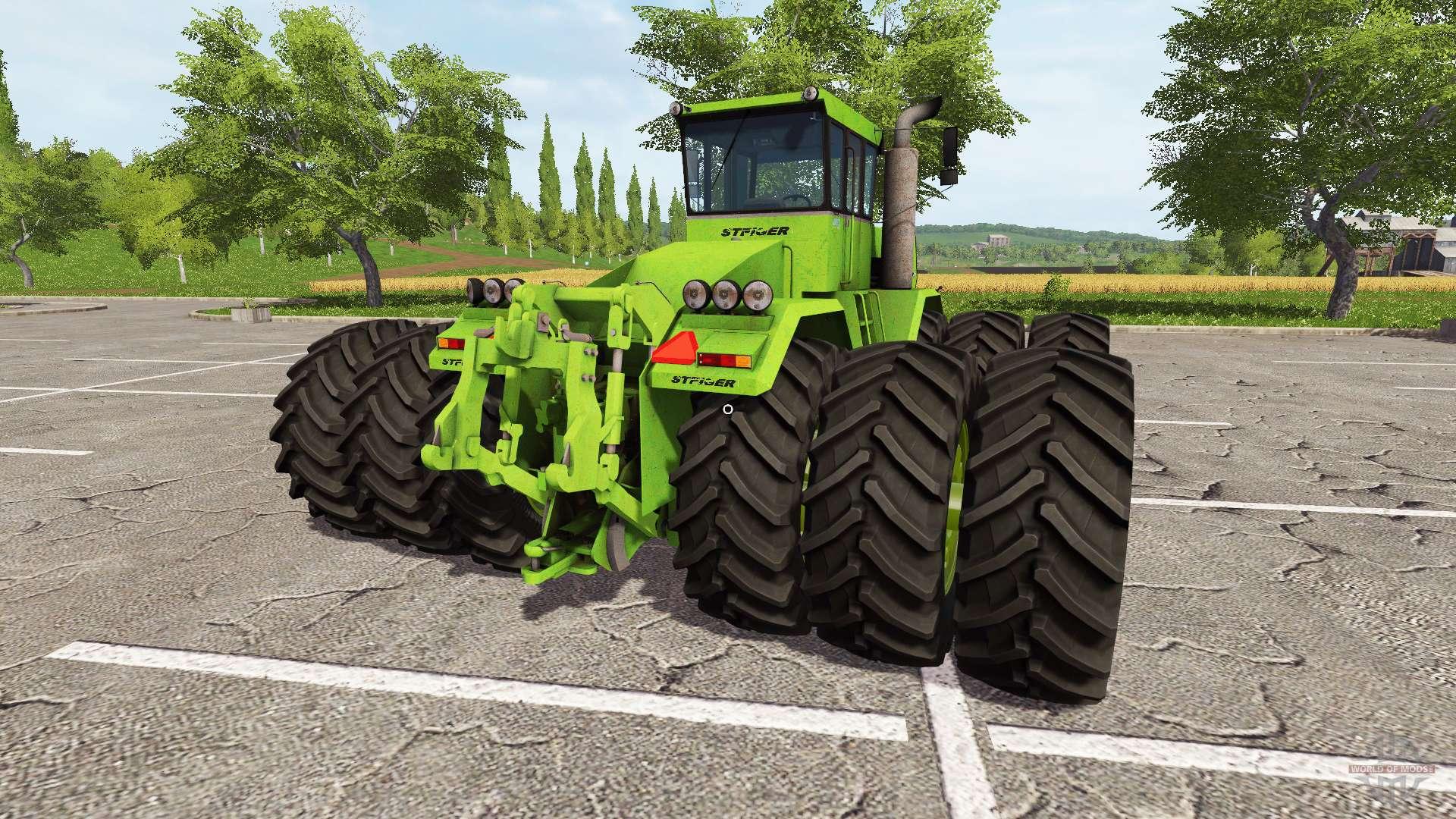 Steiger Tiger 525 for Farming Simulator 2017