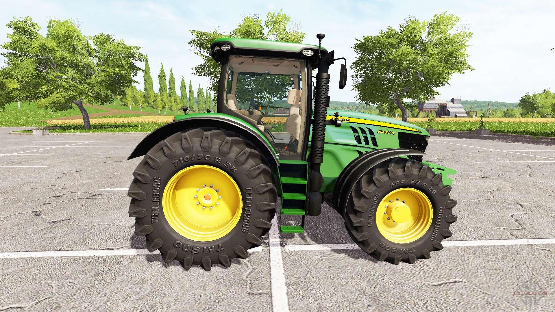 farm fuel filters john deere 6230r v3 0 for farming simulator 2017  john deere 6230r v3 0 for farming simulator 2017