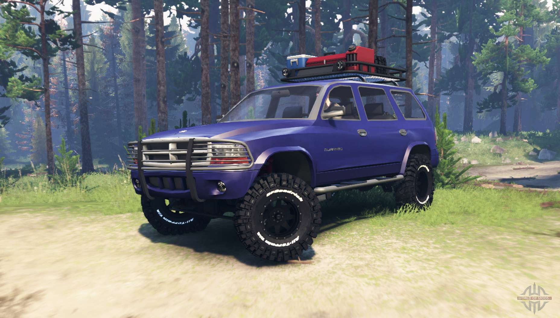 Spintires on 05 Dodge Durango Parts