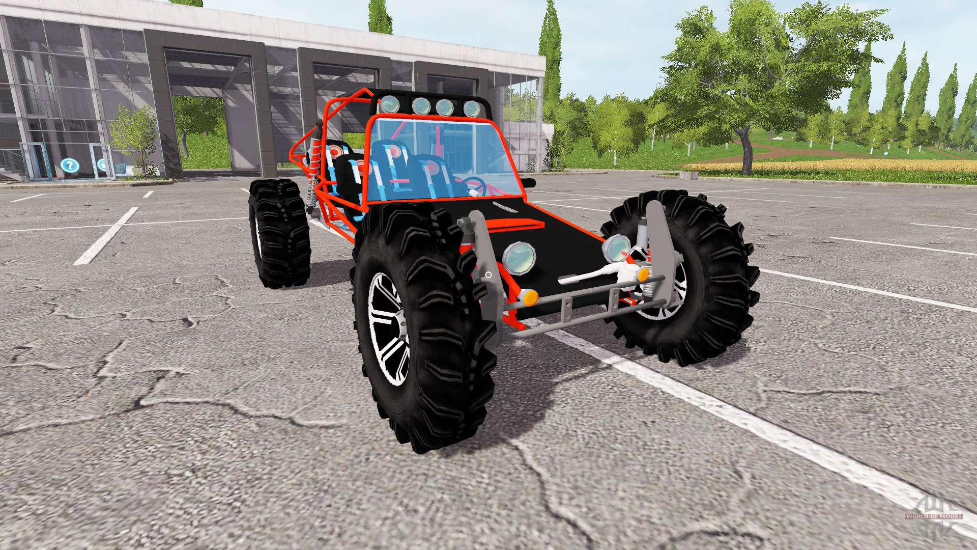 dune buggy game 2
