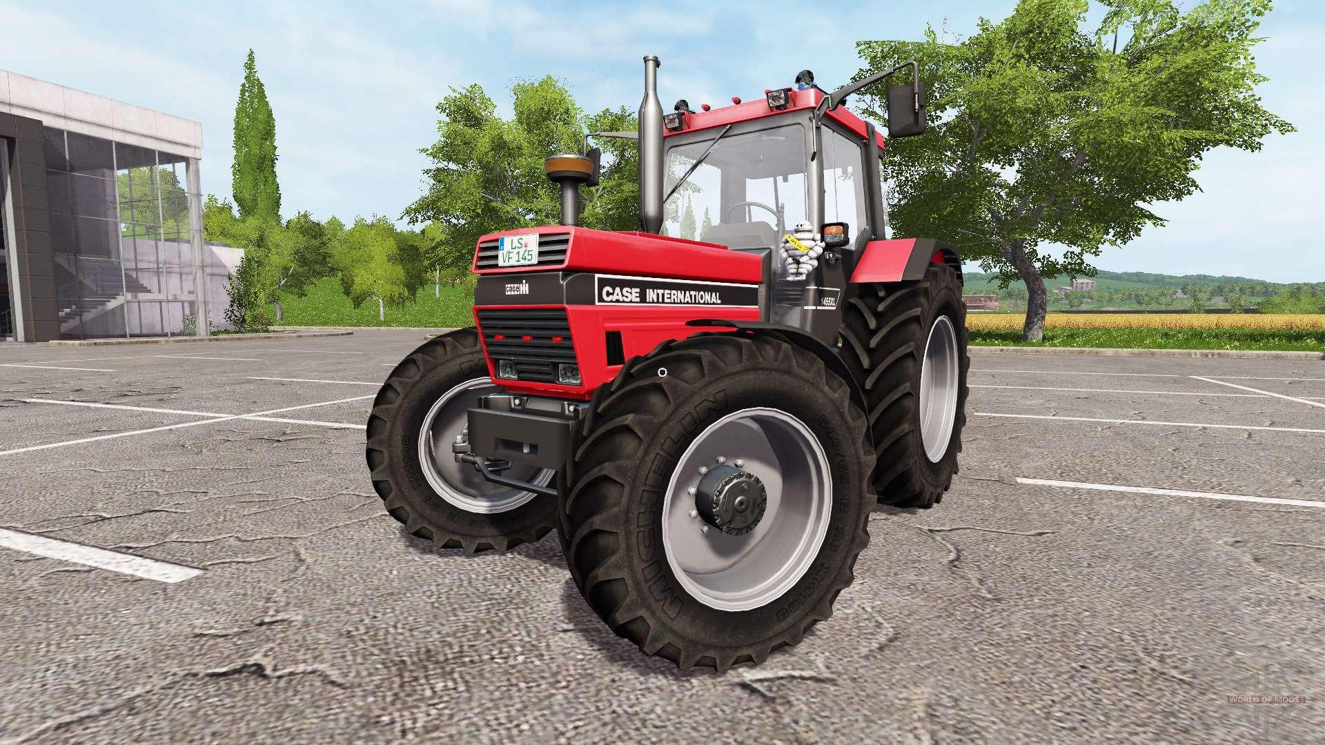 Case IH 1455 XL v1.2 for Farming Simulator 2017