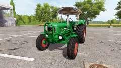 Deutz D80 v2.1 for Farming Simulator 2017