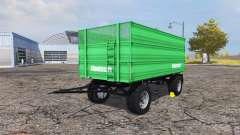 Reisch RD 80 v1.1 for Farming Simulator 2013