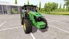 John Deere 6230R v3.0 for Farming Simulator 2017