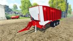Lely Tigo XR 100D v1.2 for Farming Simulator 2015