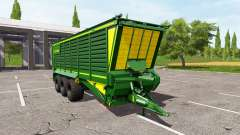 Jonh Deere trailer for Farming Simulator 2017