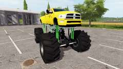 Dodge Ram lifted for Farming Simulator 2017