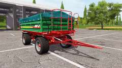 METALTECH DB 8 v1.1 for Farming Simulator 2017