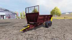 PRT 7A for Farming Simulator 2013