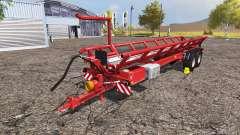 Arcusin AutoStack RB 13-15 v2.0 for Farming Simulator 2013