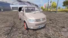 Volkswagen Caravelle (T5) TDI v2.0