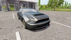 Ford Mustang GT Road Rage for Farming Simulator 2017