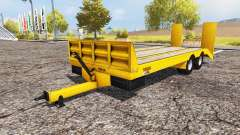 Lowboy for Farming Simulator 2013