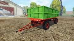 Hodgep MBP-9 for Farming Simulator 2015