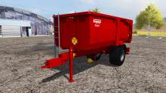 Krampe Big Body 500 E v2.0 for Farming Simulator 2013