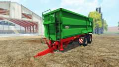 Kroger MUK 303 for Farming Simulator 2015
