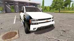 Chevrolet TrailBlazer Police